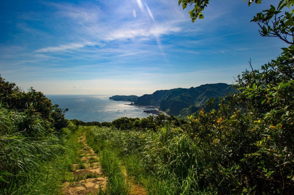 Nanzilin Hiking Trail and appreciate beauty of nature