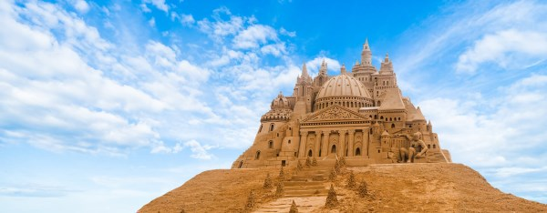 Sand Sculpting Festival